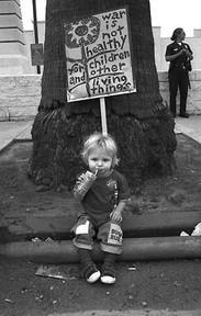 War Is Not Healthy \'85.