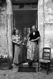 Nicolette et Bernadine