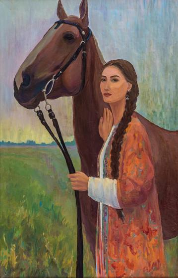 AIGERIM BEKTAEVA