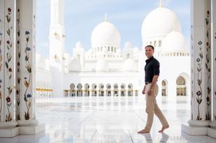 Abu Dhabi adventures.