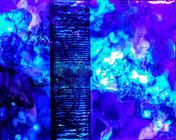 5th Dimensional Seepage, blacklight