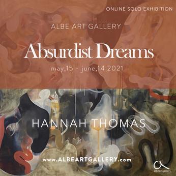 Absurdist Dreams by HANNAH THOMAS