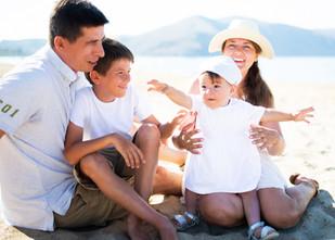 Crete family story.