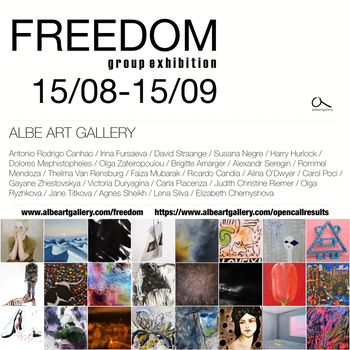 GROUP EXHIBITION FREEDOM