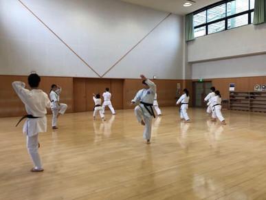 【報告】第6回合同稽古in東京