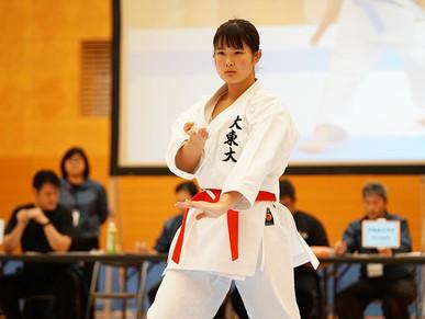 小倉涼選手が全日本大会出場権を獲得