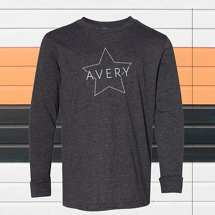 Avery Star Long Sleeve