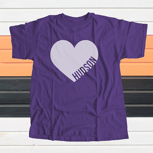 Hudson Heart Tee - More Colors!