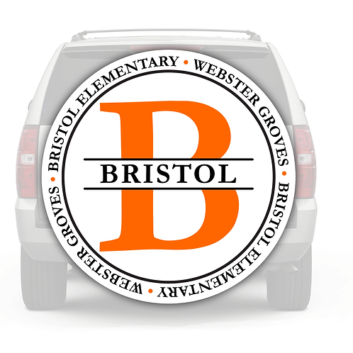 Bristol Car Decals
