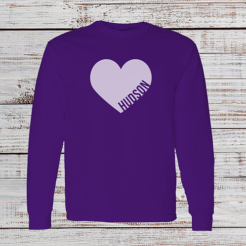 Hudson Heart Long Sleeve - More Colors!
