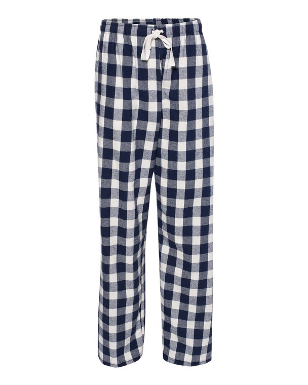 Flannel Pants With Pockets: F20/ Y20