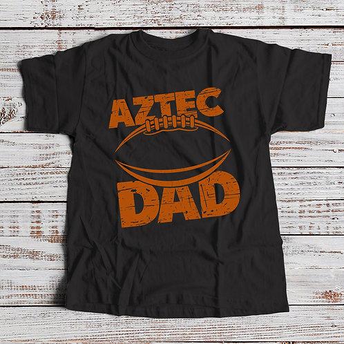 Aztec Dad Tee Dark Colors