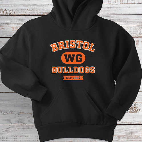Bristol Bulldogs Hoodie