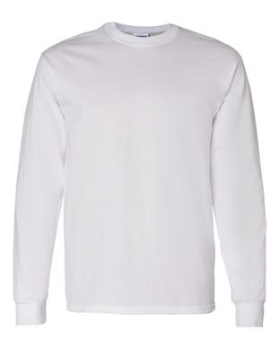 White Long Sleeve: $10