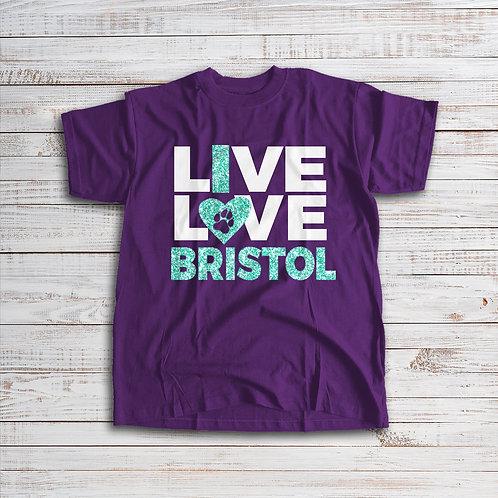 Live Love Bristol - More Colors!