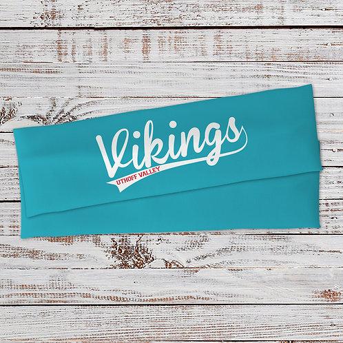 Vikings Ballgame Headband
