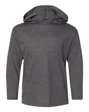 Long Sleeve Hooded Tee: $18