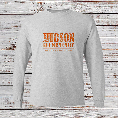 Hudson Distressed Long Sleeve