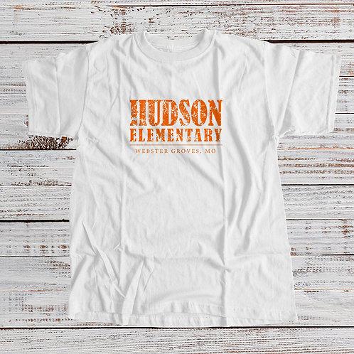 Hudson Distressed Tee