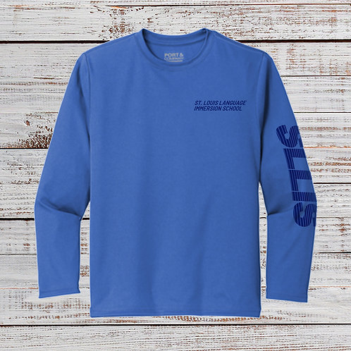 Youth Performance Long Sleeve