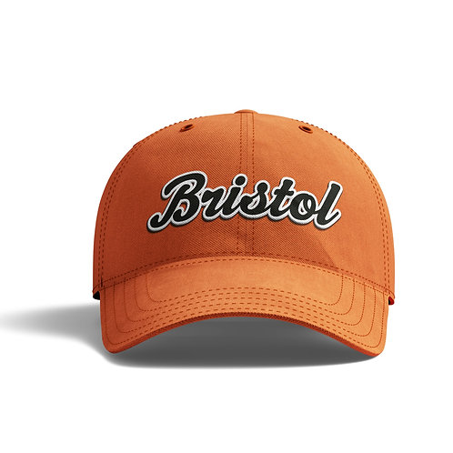 Bristol Pride Orange Ball Cap