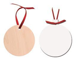 Ornaments - Wood or Plastic