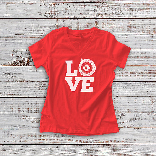 Women's LOVE Soft  Tee - More Colors