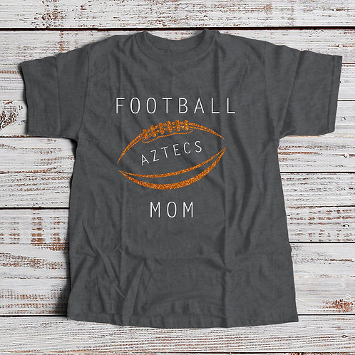 Aztec Mom Tee Dark Colors - Available in 3 colors!
