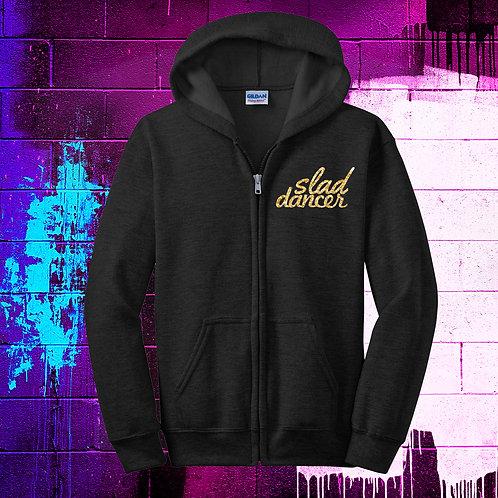 SLAD Dancer Full-Zip Hooded Jacket
