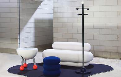 Responsive Furniture | Christian Hammer Juhl & Jade Chan