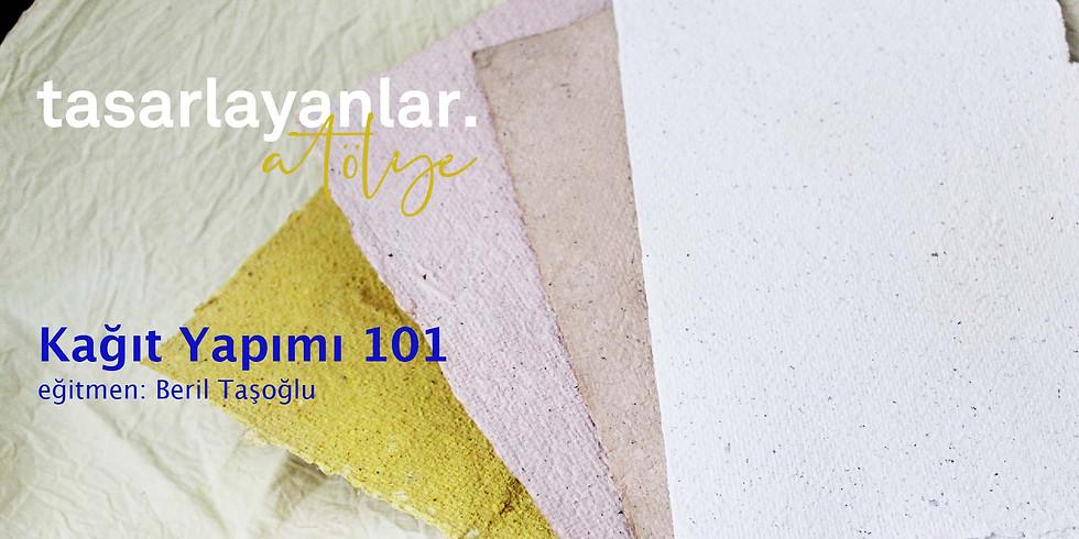 Kağıt Yapımı 101