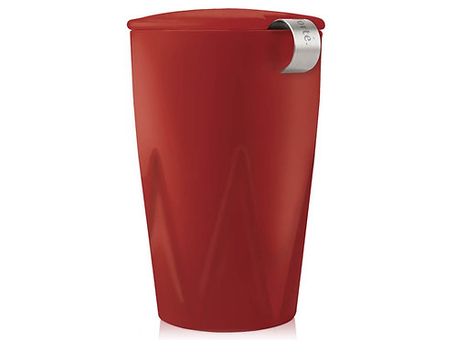 KATI® Steeping Cup & Infuser _ Cranberry Forté