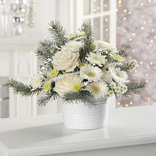 White Elegance Arrangment