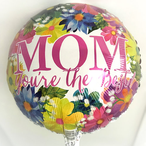 Mylar Baloon for Mom