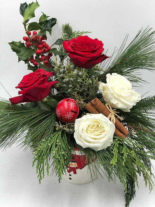 Christmas Spirit Arrangments