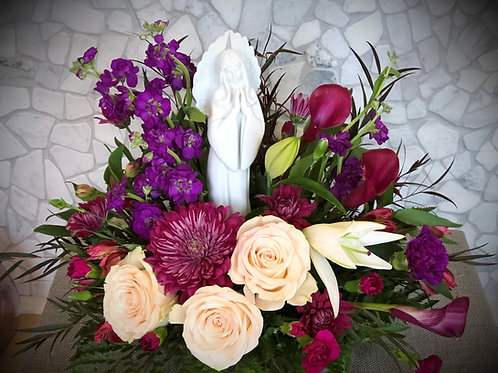"""""""Grief Is The Price We Pay For Love"""" Floral Arrangement"""