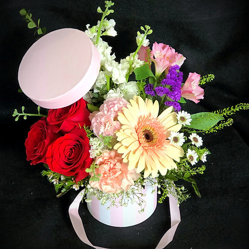 Small Box of Flowers