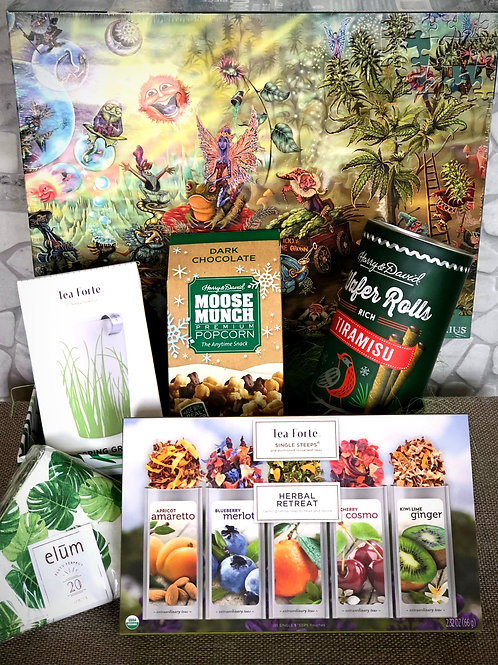 """Tropical Adventure"" Gift Box"