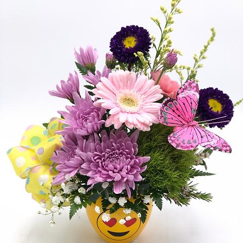 """Just Because..."" Flower Arrangment"
