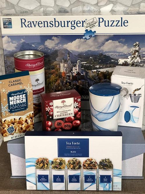 """Snowed In"" Gift Box"