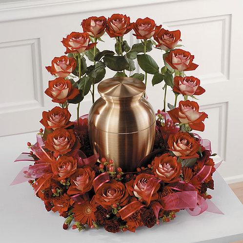 Rose Cremation Tribute