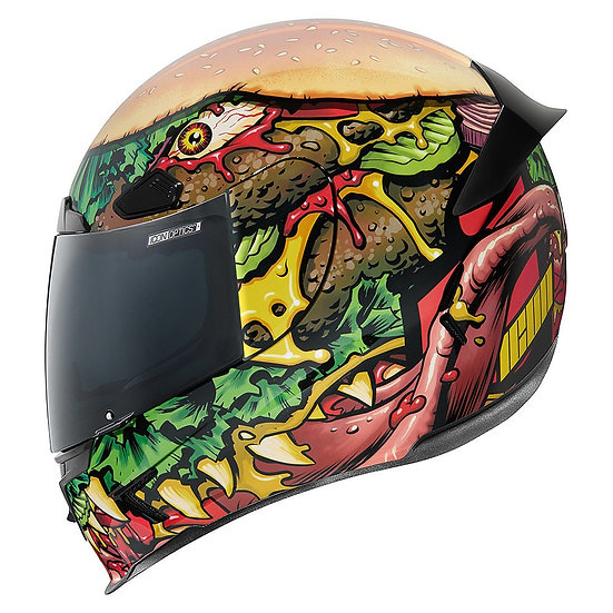 Casco Icon Airframe Pro Fast Food