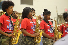 Woodlawn HS Band