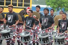 Pine Bluff High School Band