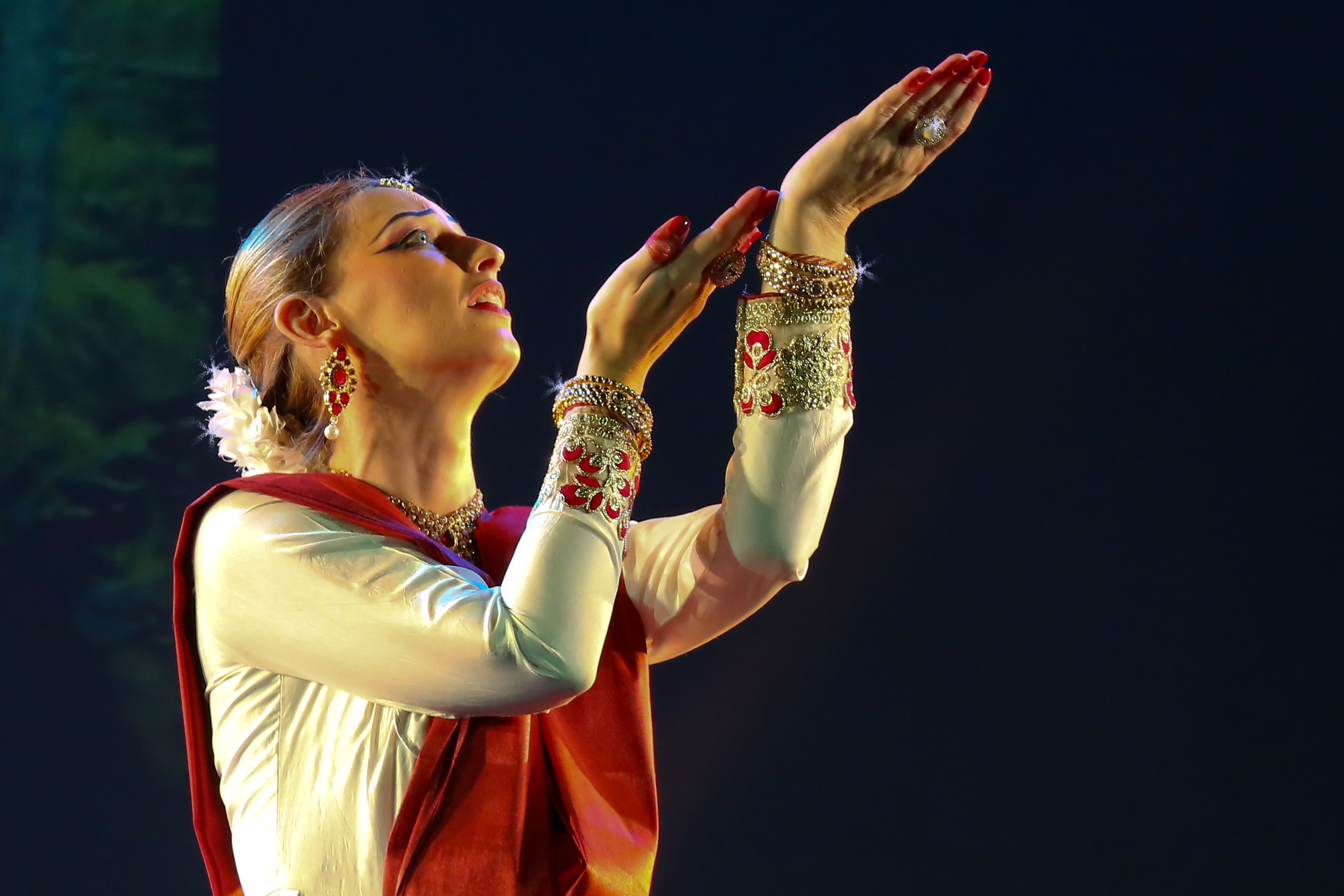 Kathak classes for adults