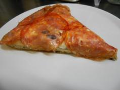 Pizza with Sopressata