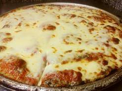 teglia di pizza