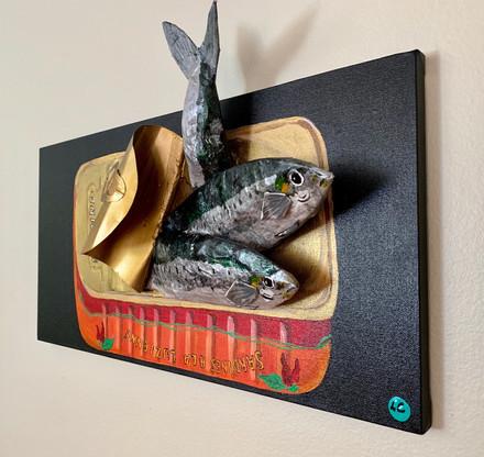 Sardines 3D