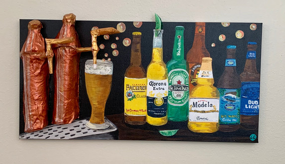 The little brewery 3D
