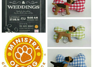 Ministry Of Dog Prize Raffle